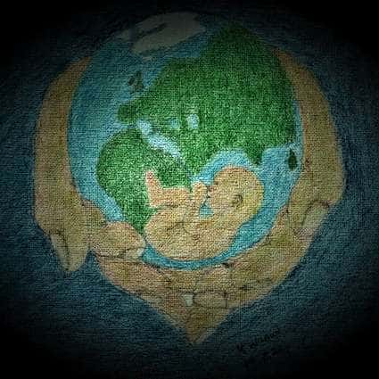 Image of Mother Earth
