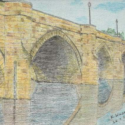 Image of Crossing the Tees at Yarm